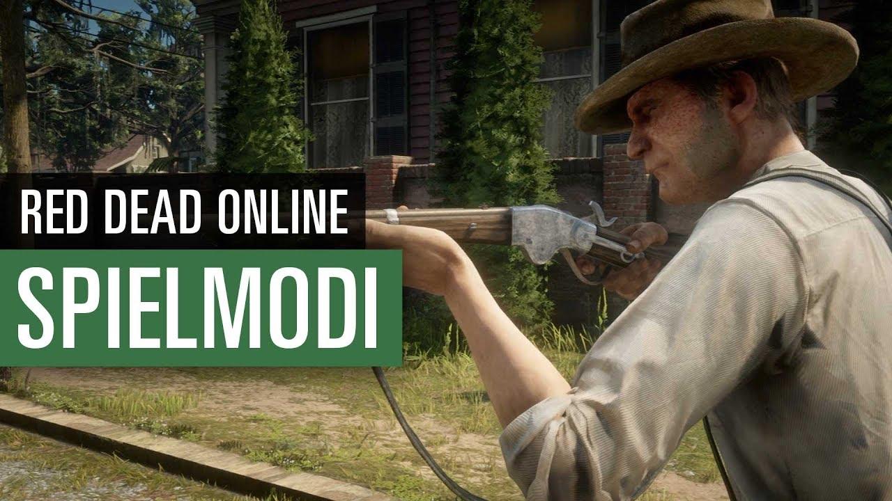 Red Dead Online | Alle Spielmodi der Beta