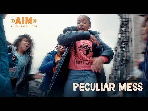 Ayoinmotion- Peculiar Mess (OFFICIAL VIDEO)