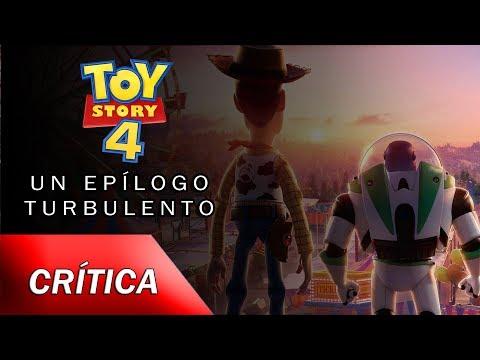 El Doctor Habla Sobre: Toy Story 4