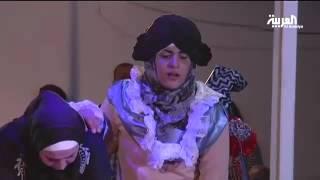 """""""سفينة الحب"""" عرض مسرحي في عمان من بطولة لاجئين سوريين"""