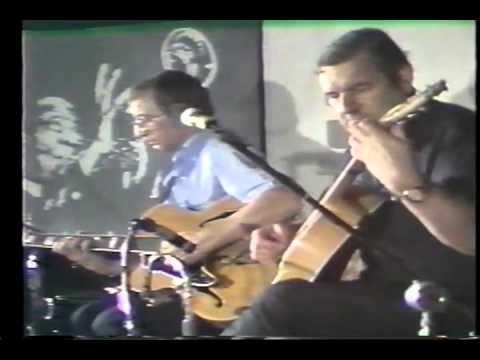 Marty Grosz Wayne Wright Archtop Monster Jazz Duets 4