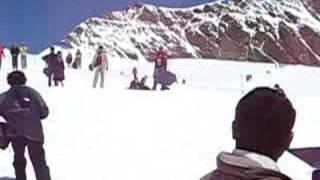 Bollywood at Jungfraujoch