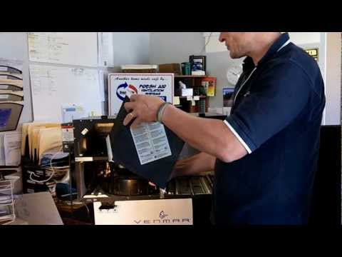 How to clean a Venmar Constructo 1.5 HRV Air Exchanger