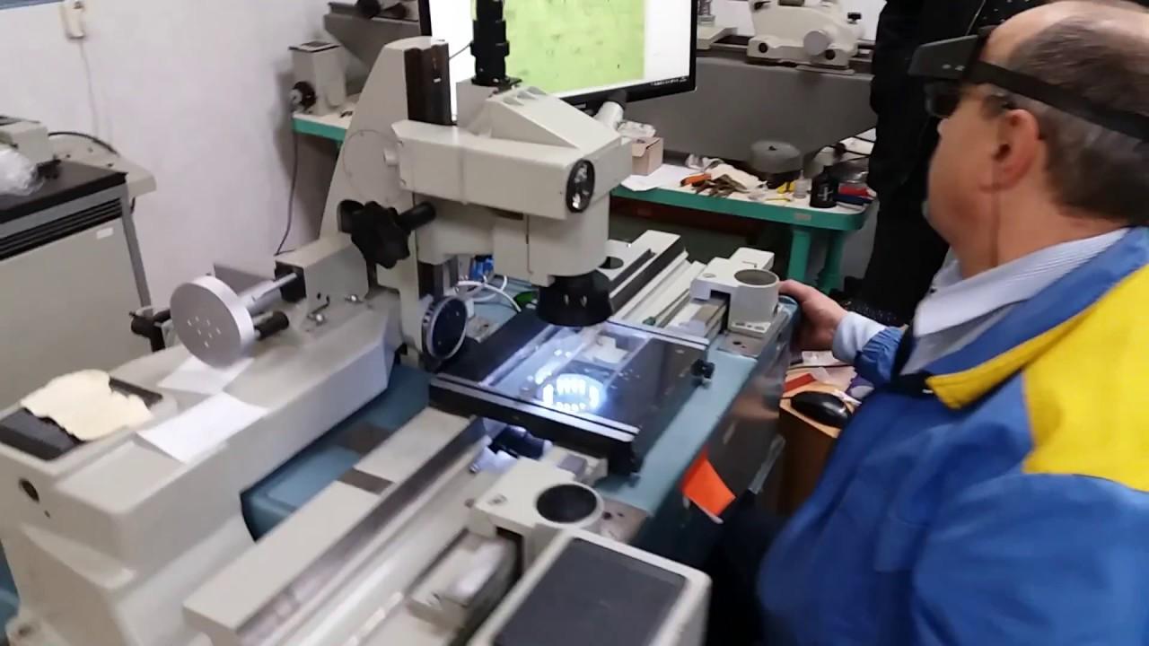 Микроскоп МПБ-З - YouTube