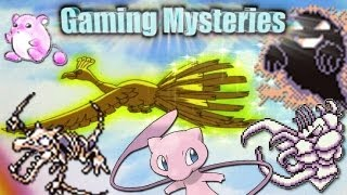 Gaming Mysteries: The PokeGods of Pokemon