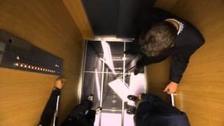 Реклама LG Electronics - пугающе-реалистичные мониторы ;)