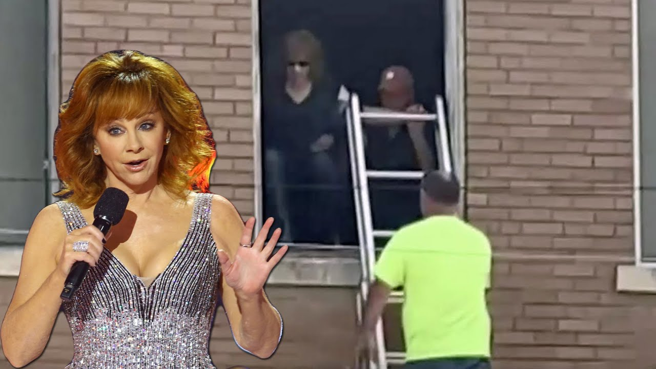 Reba McEntire Rescued From Crumbling Oklahoma Building
