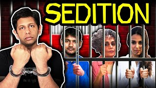 Sedition Law In India- Tool for Suppressing Free Speech? | Analysis by Akash Banerjee | TheDeshbhakt