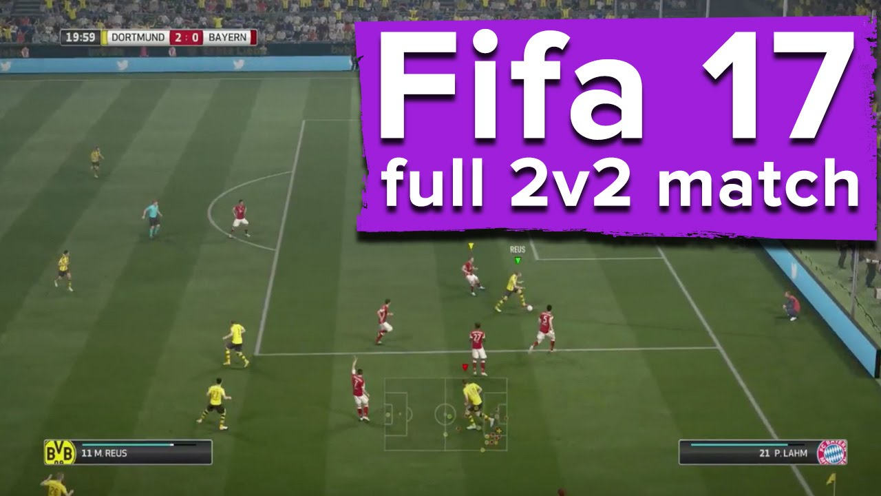 FIFA 17 - the football game where you're better off letting