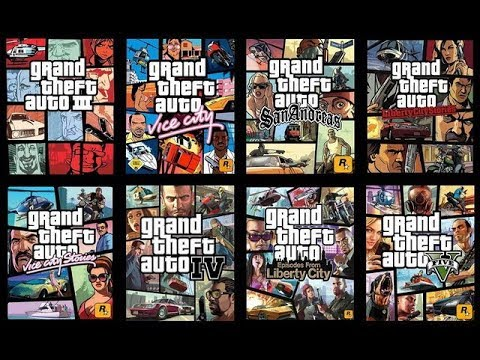 Gta (Rockstar) All Game Download in One apk || 100% Free Download