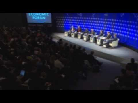 Davos Annual Meeting 2009 - Managing Global Risks
