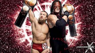 "WWE: ""Veil of Fire"" ► Team Hell No 2nd Theme Song"