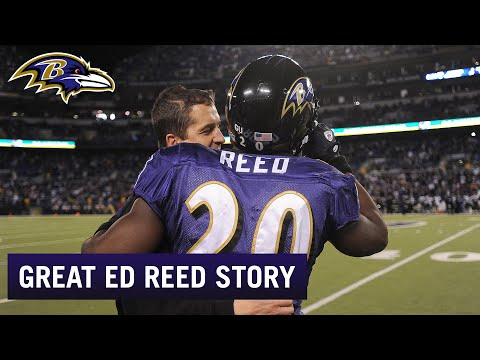 John Harbaugh Shares Untold Ed Reed Story