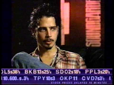 Soundgarden CNN News Report on the New Album Superunknown