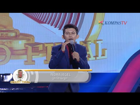Indra Jegel: Ardit Playboy (Grand Final SUCI 6)