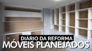 Nossa sala nova! - Diário da Reforma #3 | Lia Camargo