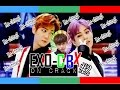 EXO-CBX on Crack #2   Ka-ching is being be sassy