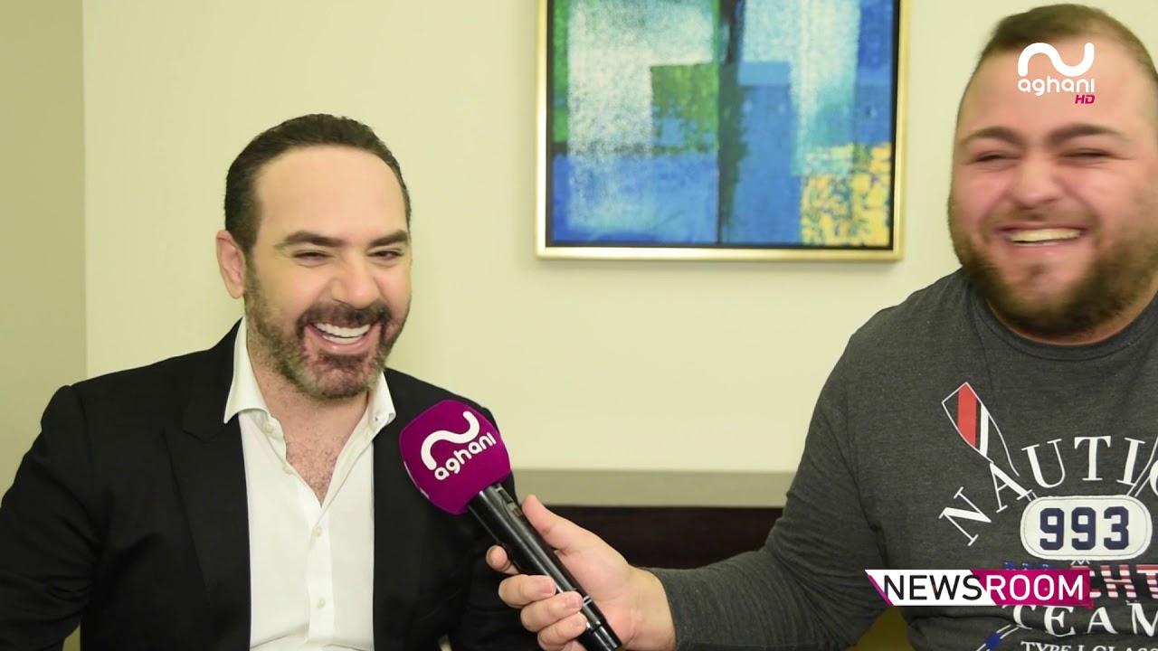 وائل جسار: من المعيب أن يجوع اللبناني بسبب حكّامه.. وهذا ما يلفتني في حسين الجسمي!