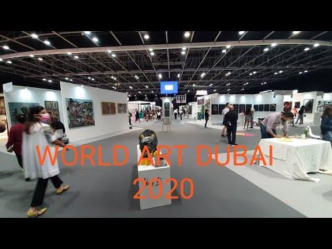 WORLD ART DUBAI EXHIBITION 2020 II विश्व कला दुबई प्रदर्शनी 2020 II INVITATION II आमंत्रण
