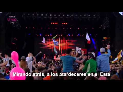 The Killers  Smile Like You Mean It subtitulado T In The Park 13