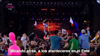 The Killers - Smile Like You Mean It (subtitulado) T In The Park 13