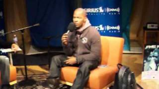 "Jamie Foxx and Tank ""Fall For Your Type""Collaboration at Sirius XM (CHECK IT OUT)"