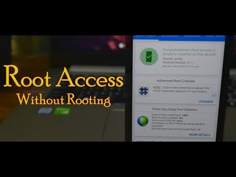 Root Access Without Rooting