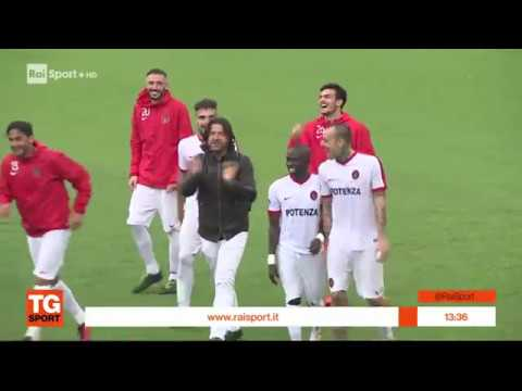 Rai Sport - Potenza 7 vittorie su 7