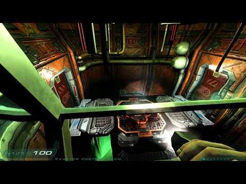 Doom 3 - Alpha Labs 4 - Chamber Scene 1