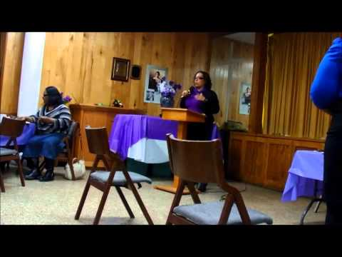 """Freedom In My Soul"" Conference - Part 2 (Forgiveness & Deliverance)"