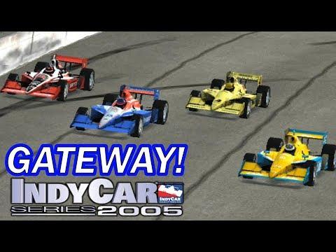 Emerson Indy 250 -- Gateway -- [IndyCar Series 2005 Season 11/16]