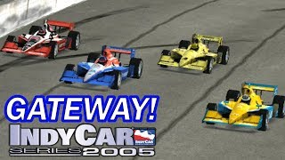 Emerson Indy 250 -- Gateway -- [IndyCar Series 2005 Season 11/16]