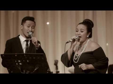 Begitulah Cinta - Harvey Malaiholo feat. Sheila Madjid (Cover) by Mole's Music