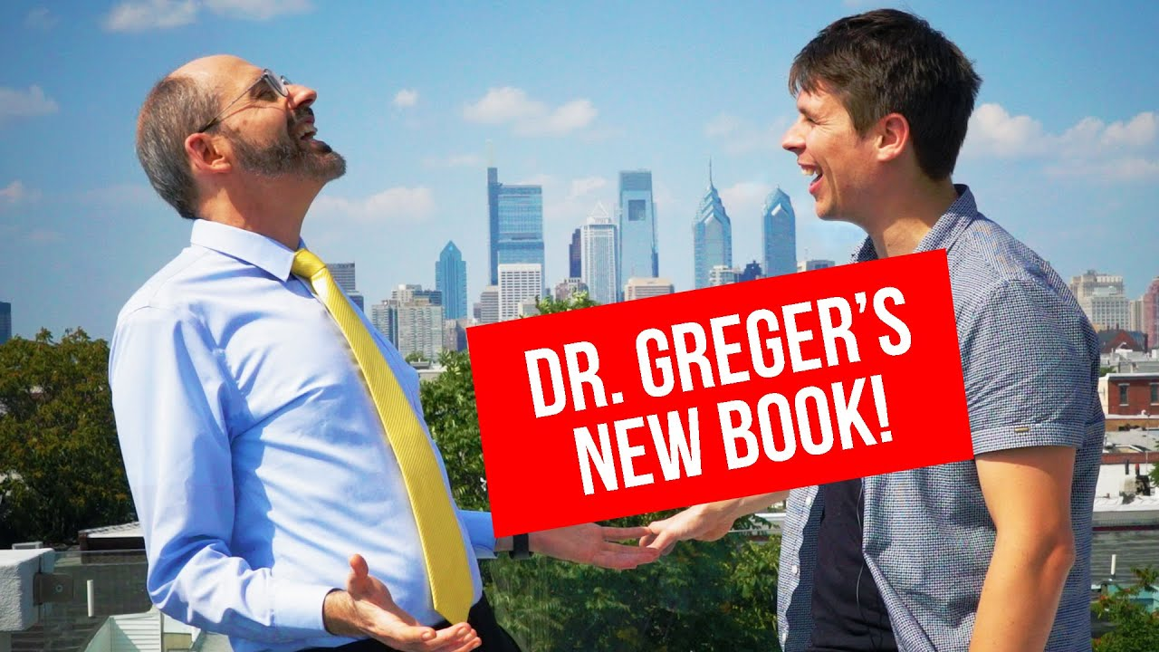 ACCELERATE WEIGHT LOSS - Dr. Greger's New Book 'How Not To Diet'
