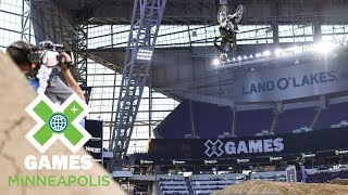 Moto X Best Trick: FULL BROADCAST | X Games Minneapolis 2018