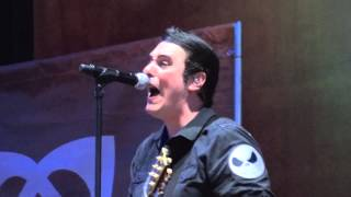 Breaking Benjamin Blow Me Away - live Rock USA 07 / 17 / 2015 Oshkosh Wisconsin