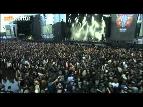 Amon Amarth - The Pursuit of Vikings (Wacken 2012)
