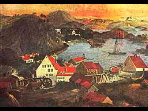 Edvard Grieg - From Holberg's Time / Du temps de Holberg