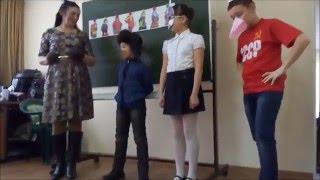 Открытый урок татарского языка в Сургуте