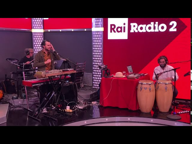 Gabriele Poso Trio | MUSICAL BOX | Rai Radio 2
