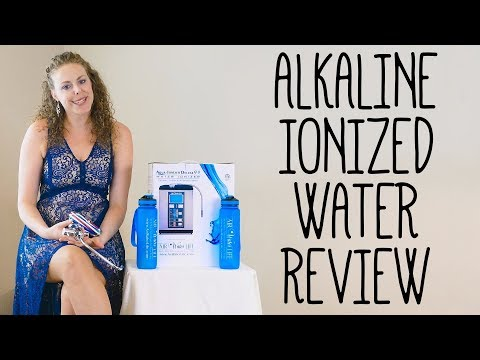 Is Alkaline Ionized Water The Best Source Of Antioxidants For Anti Aging?