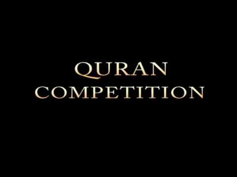 MCE Quran school competetion winter 2014
