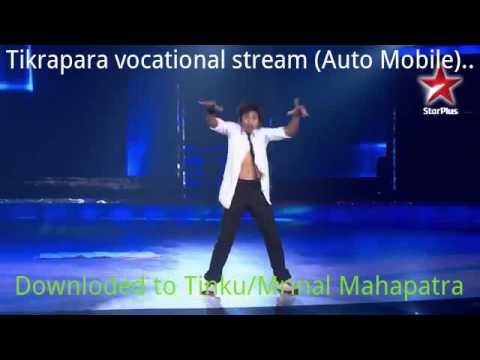 Tinku/Mrinal India s Dancing SuperStar   Ep 21   Akshay Pal s fabulous dance performance 01