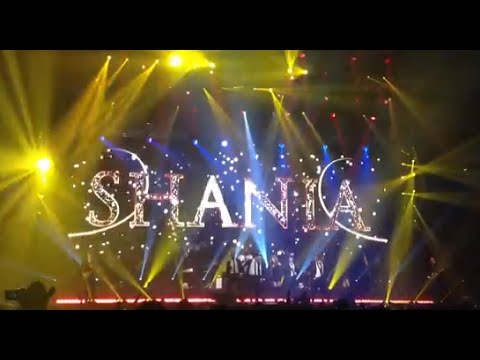 The Traveling Newfie - Shania Twain Concert