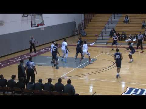 County College of Morris vs. Bucks County Community College