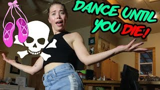 The Dangers of Dancing - Injuries, Deaths, and Weird Fatalities // Death Happens | Snarled