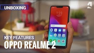 Realme 2 unboxing and key features