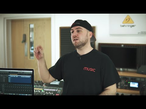 X-TOUCH: HOW TO MIX DAW OVER WIFI