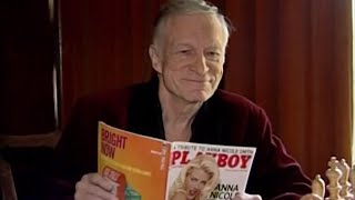 Hugh Hefner on Why He Started Playboy:  'I Was Raised in a Lot of Repression'