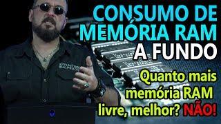 Consumo de Memória RAM A FUNDO